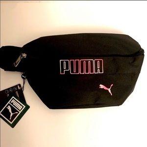 Puma with pink logo Waist Pack
